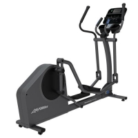 Life Fitness Crosstrainer E1 mit Track Connect-Konsole